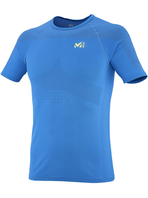 Millet M's LTK Seamless T-Shirt SS Electric Blue